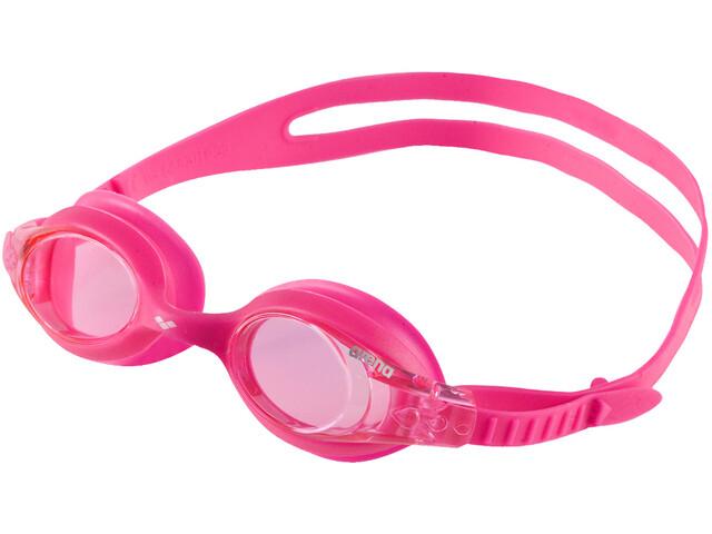 arena X-Lite Lunettes de protection Enfant, pink/pink